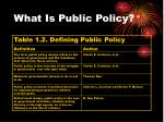 what is public policy21