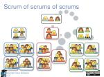 scrum of scrums of scrums