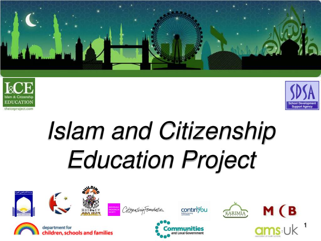 islam and citizenship education project l.