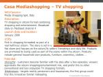casa mediashopping tv shopping