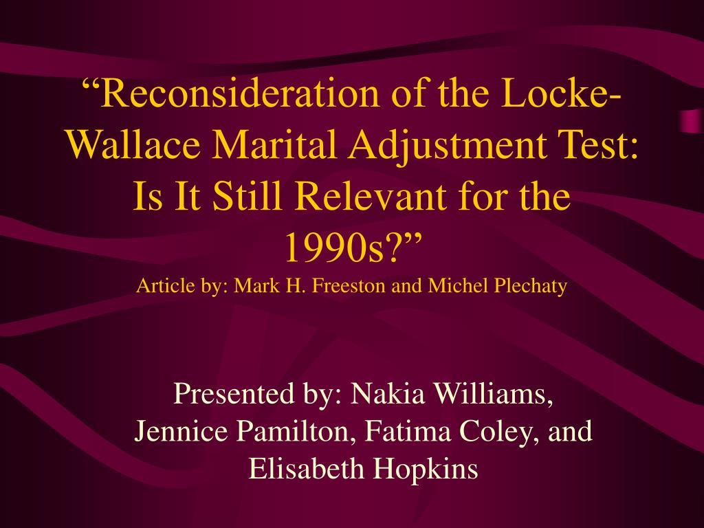 presented by nakia williams jennice pamilton fatima coley and elisabeth hopkins l.