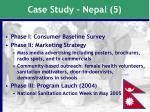 case study nepal 5