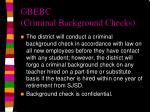 gbebc criminal background checks