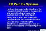 ed pain rx systems36