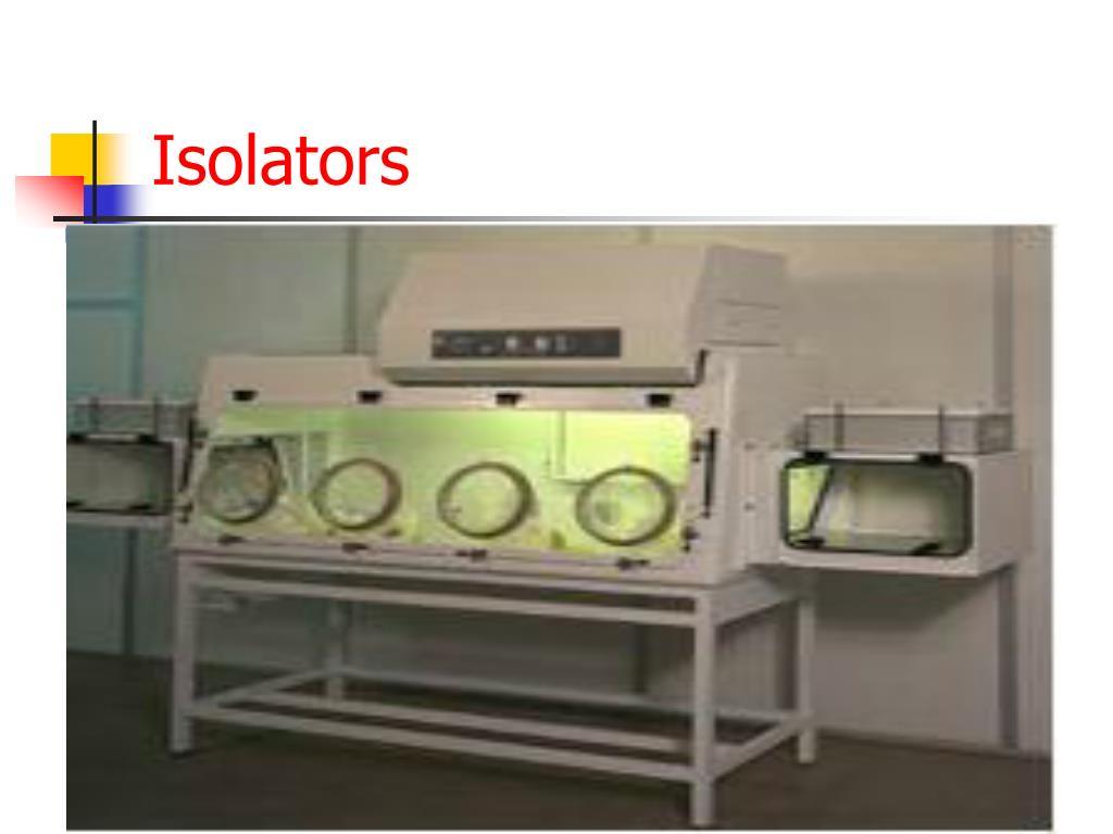 isolators l.