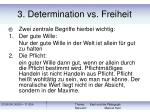 3 determination vs freiheit25