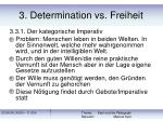 3 determination vs freiheit26