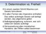 3 determination vs freiheit28