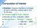 computation of interest37