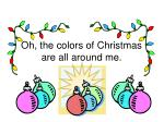 oh the colors of christmas are all around me11