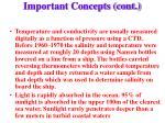 important concepts cont35