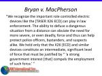 bryan v macpherson36