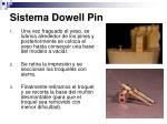 sistema dowell pin12