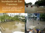 inundaci n en san francisco