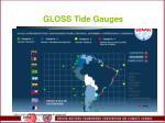 gloss tide gauges