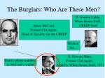 the burglars who are these men7