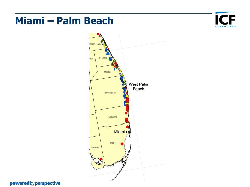 Miami – Palm Beach