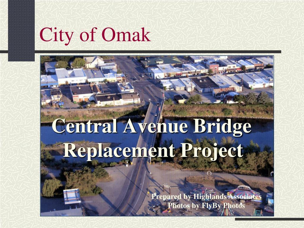 city of omak l.