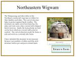 northeastern wigwam