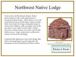 northwest native lodge