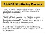 alt msa monitoring process5