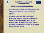 50 50 water sharing problems53