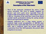 description of the talas basin33