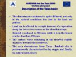 description of the talas basin36