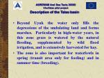 description of the talas basin37
