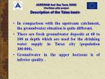 description of the talas basin39
