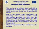 description of the talas basin40