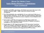 recent tax shelter cases santa monica pictures v commissioner facts continued30