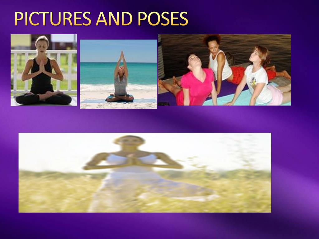 PICTURES AND POSES
