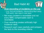 bad habit 2