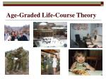 age graded life course theory13