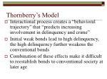 thornberry s model20