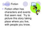 genre fiction