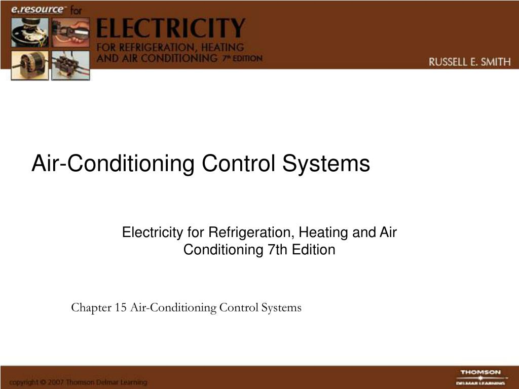 air conditioning control systems l.