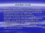 berlim 1936