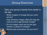 group exercise19
