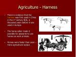 agriculture harness