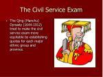 the civil service exam45