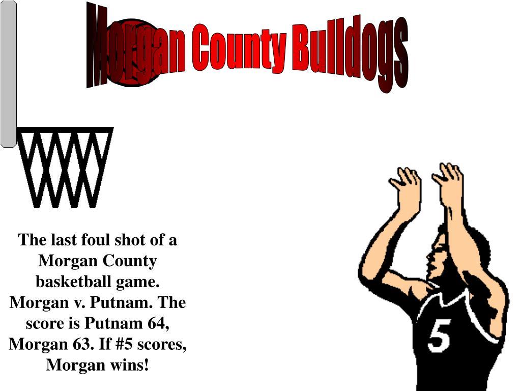 Morgan County Bulldogs