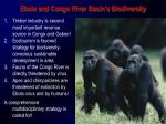 ebola and congo river basin s biodiversity