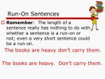 run on sentences9