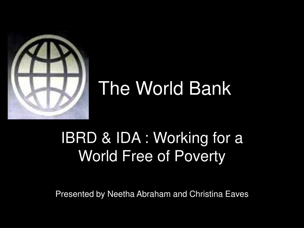 the world bank l.