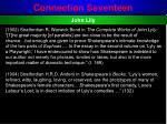 connection seventeen
