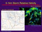 0 1km storm relative helicity55