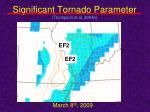 significant tornado parameter thompson et al 2004a72