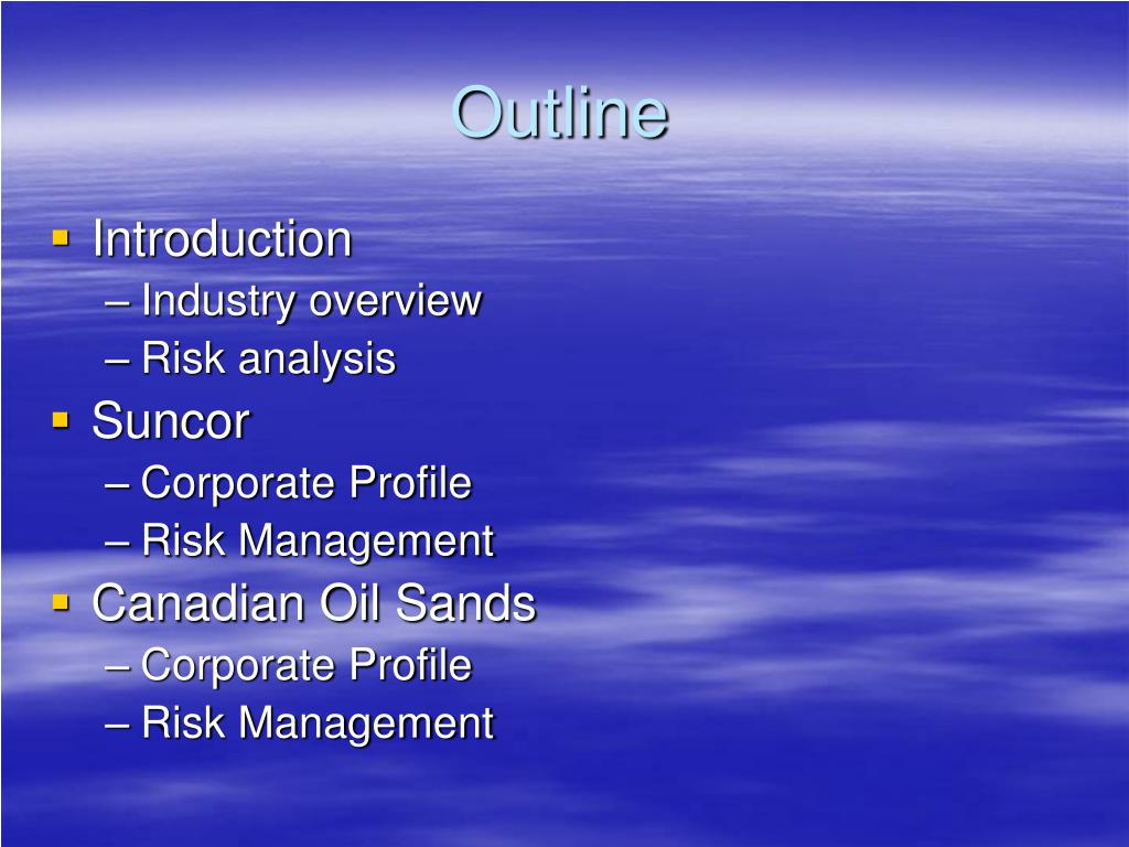 Ppt Oil And Gas Industry Powerpoint Presentation Free Download Id 238962